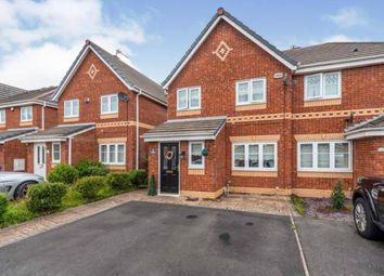 Thumbnail 3 bed semi-detached house for sale in Ambleside Drive, Kirkby, Liverpool, Merseyside