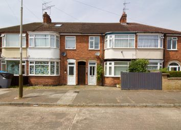 Thumbnail 3 bedroom terraced house for sale in Middlesex Road, Leicester