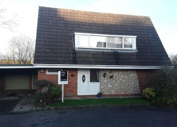 Thumbnail 4 bed detached house for sale in Bourton Close, Stirchley, Telford