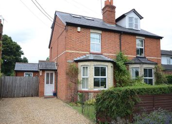 Thumbnail 4 bed semi-detached house to rent in Rickman Close, Arborfield Cross, Reading