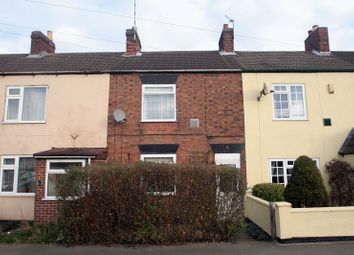 Thumbnail 2 bed terraced house to rent in Ashby Road, Sinope, Coalville