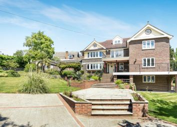 Thumbnail 5 bed detached house for sale in The Hillside, Chelsfield Park, Orpington