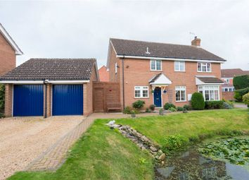 Thumbnail 4 bedroom detached house for sale in Tort Hill, Sawtry, Huntingdon
