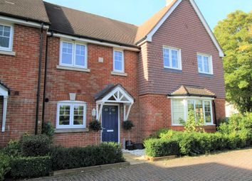 Thumbnail 3 bed terraced house for sale in Garstons Way, Holybourne, Hampshire