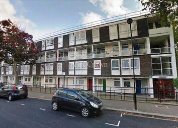 Thumbnail 4 bed flat to rent in Lamble Street, London