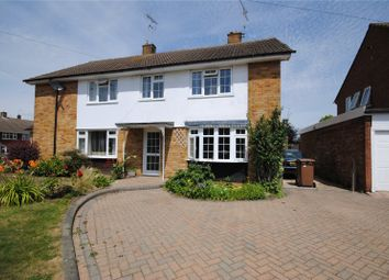 Thumbnail 3 bedroom semi-detached house for sale in Dane Road, Chelmsford, Essex
