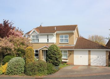 Thumbnail 4 bedroom detached house for sale in Humford Way, Bedlington