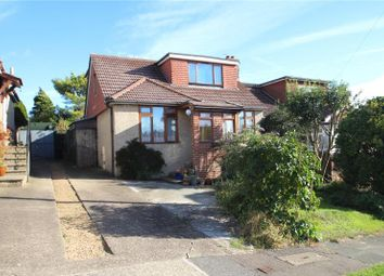 Thumbnail 3 bed semi-detached bungalow for sale in Alandale Road, Sompting, West Sussex