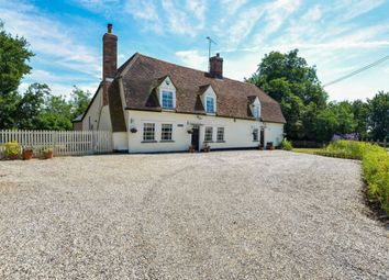 Thumbnail 6 bed detached house for sale in Bannister Green, Felsted, Dunmow
