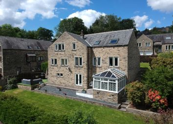 Thumbnail 5 bed detached house for sale in 2 The Old Saw Mills, Dyson Lane, Ripponden