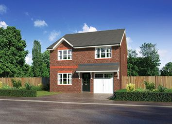 "Thumbnail 4 bed detached house for sale in ""Denewood"" At Scotchbarn Lane, Prescot L34, Prescot,"