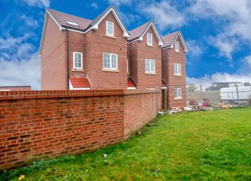 Thumbnail 3 bed town house for sale in Walsall Road, Churchbridge, Cannock