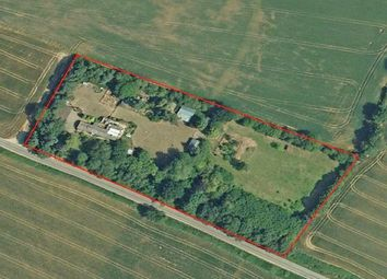 Thumbnail Land for sale in Swaffham Road, North Pickenham, Swaffham