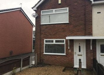 Thumbnail 2 bed semi-detached house to rent in Oxford Drive, Middleton, Manchester