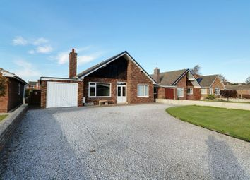 Thumbnail 2 bed detached bungalow for sale in Westbourne Drive, Crowle, Scunthorpe
