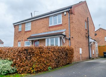 Thumbnail 2 bed semi-detached house for sale in Owl Ridge, Morley, Leeds