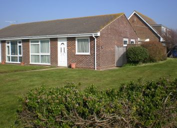 Thumbnail 2 bedroom bungalow to rent in Fraser Close, Selsey, Chichester