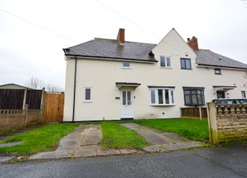 Thumbnail 3 bed semi-detached house for sale in Second Avenue, Brownhills