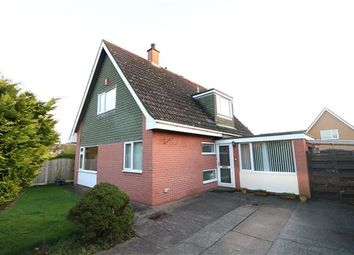 Thumbnail 4 bed detached house for sale in Liddle Close, Carlisle, Cumbria