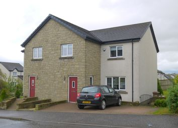 Thumbnail 3 bed semi-detached house for sale in Croft Street, Tarbolton, Mauchline