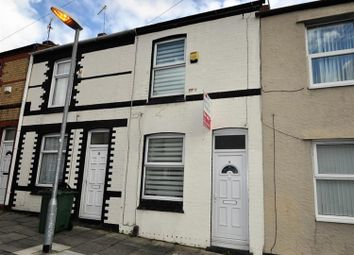 Thumbnail 2 bed terraced house for sale in Kendal Road, Wallasey, Wirral
