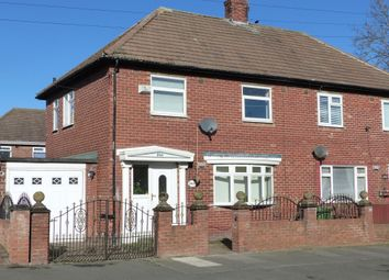 Thumbnail 3 bedroom semi-detached house to rent in Hylton Road, Sunderland