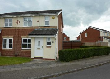Thumbnail 3 bed semi-detached house for sale in Hampstead Park, Scartho Top, Grimsby