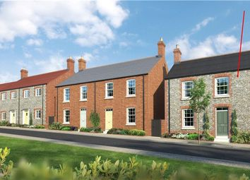 Thumbnail 3 bed detached house for sale in Gallows Down Lane, Poundbury, Dorchester