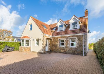 Thumbnail 4 bed detached house for sale in Route Des Long Camps, St. Sampson, Guernsey