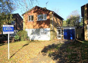 Thumbnail 3 bed detached house for sale in Alston Road, Hemel Hempstead