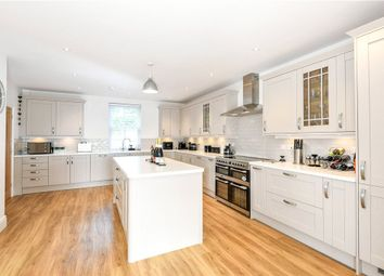 Thumbnail 4 bed detached house for sale in Lodge Road, Kingsdon, Somerton, Somerset