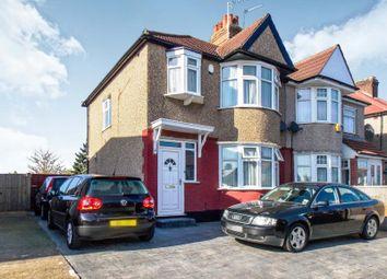 Thumbnail 3 bed semi-detached house to rent in Locket Road, Wealdstone, Harrow