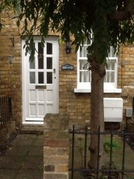 Thumbnail 2 bedroom terraced house to rent in Priory Street, Hertford