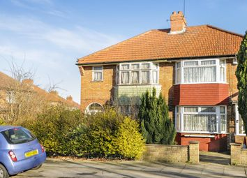 Thumbnail 3 bed semi-detached house for sale in Edgware HA8,