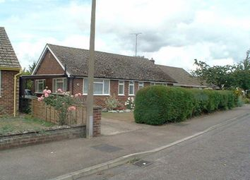 Thumbnail 3 bed detached bungalow to rent in West Drive, Mildenhall