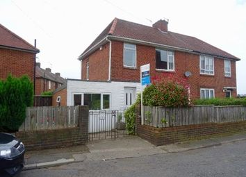 Thumbnail 3 bed semi-detached house for sale in Convent Road, Newcastle Upon Tyne