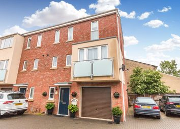 Thumbnail 3 bed end terrace house for sale in Nippendale, Rushden