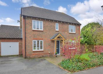Thumbnail 4 bed detached house for sale in Cricketers Close, Ashington, West Sussex
