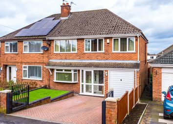 4 bed semi-detached house for sale in Moore Avenue, Thelwall, Warrington WA4