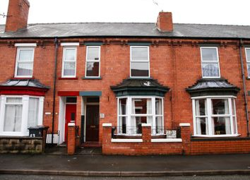 Thumbnail 3 bed terraced house to rent in Pennell Street, Lincoln