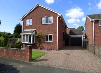 Thumbnail 4 bed detached house for sale in Agricola Gardens, Wallsend