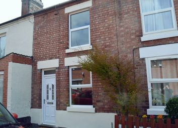 Thumbnail 2 bed terraced house to rent in Station Street, Castle Gresley, Swadlincote