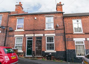 Thumbnail 2 bed terraced house for sale in Finsbury Avenue, Sneinton, Nottingham