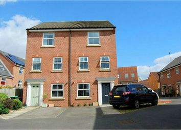 Thumbnail 4 bed semi-detached house for sale in Corncrake Mews, Kirkby-In-Ashfield, Nottingham