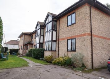 Thumbnail 1 bed flat for sale in Robin Court, Harpenden