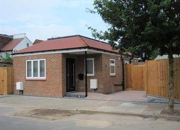 Thumbnail 1 bed detached bungalow for sale in Seymour Road, Hackbridge, Surrey