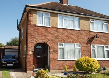 Thumbnail 3 bed semi-detached house for sale in Gilmore Crescent, Ashford