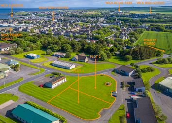 Thumbnail Land for sale in Airport Industrial Estate, Wick Airport, Wick