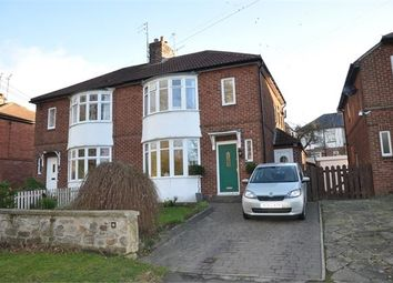 Thumbnail 3 bed semi-detached house for sale in Snows Green Road, Shotley Bridge, County Durham.