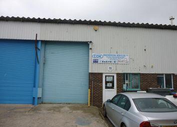 Thumbnail Industrial to let in Unit 11, Lynx Trading Estate, Unit 11 Bartlett Park, Yeovil